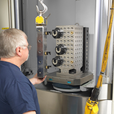 Adopting a Production Mindset to Mold Making | FCS System