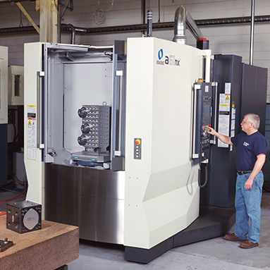 TK Mold and Engineering Modernizes Mold Manufacturing with
