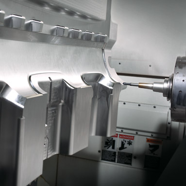 Omega Tool Corporation, Horizontal Machining in Mold Making