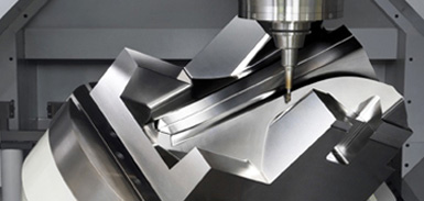 Considerations for Large Part 5-Axis Machining