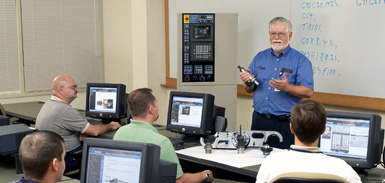Die/Mold Process training class highlights.